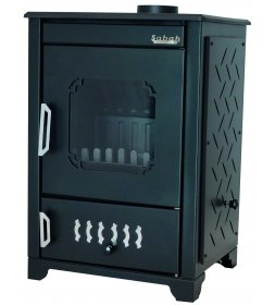 S101 LUX FIREPLACE STOVE